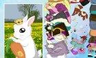 Игра оденьте кролика Винкс / Winx Game
