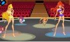 Винк игра одень Блум и Стелу на Рок концерт (Winx Games)