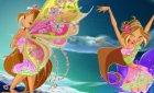 Винкс игра ищем цифры в волшебной стране (Winx games)