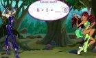 Игры Винкс математическая битва с Трикс (Winx games)