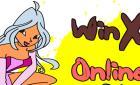 Винкс игра онлайн раскраска (winx games)