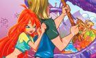 Винкс игра Скрытое сердце - 2 (Winx games)