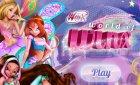Игра Винкс мир волшебниц (Winx Games)
