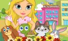 Игра клиника питомцев для winx land (flash game pet)