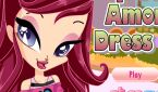 ����� �������� ����� �������� (Winx dress-up game)