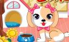Игра любимый питомиц щенок для винкс поклонниц